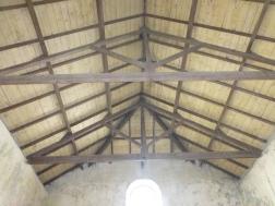 Village Hall roof 03 06 14