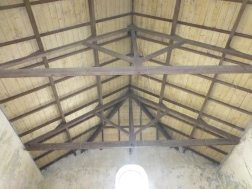 Village Hall roof 03 06 14